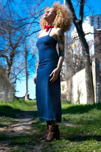 April Kayganich Wardrobe + styling + photography by Vintage Theory
